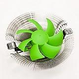 SilenX EFZ-100HA2 Effizio Low Profile 100mm AMD/Intel CPU Heatsink Cooler