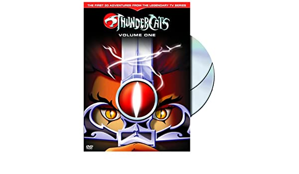Thundercats: Season One Vol 1 [Reino Unido] [DVD]: Amazon.es ...