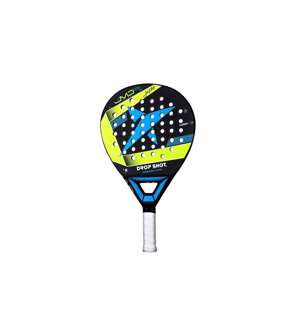 DROP SHOT Conqueror 5.0 Light Pro Pala de Pádel, Unisex ...