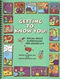 Getting to Know You! Grades 6-9, Dennis Hanken and Judith Kennedy, 1930572018