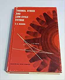 Thermal stress and low cycle fatigue pdf
