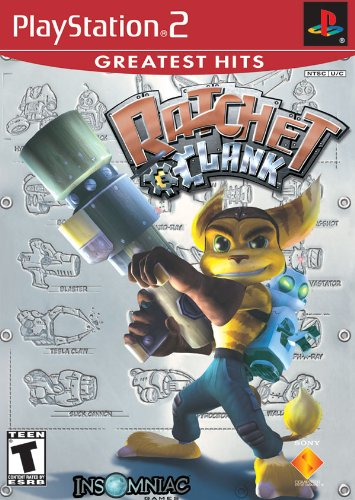 Ratchet & Clank - PlayStation 2 (Complete Console Ps2)