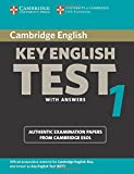 Cambridge Key English Test 1 Student's Book with Answers: Examination Papers from the University of Cambridge ESOL Examinations