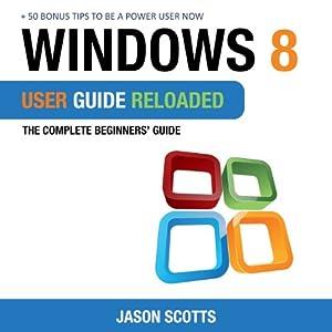 Windows 8 User Guide Reloaded Audiobook
