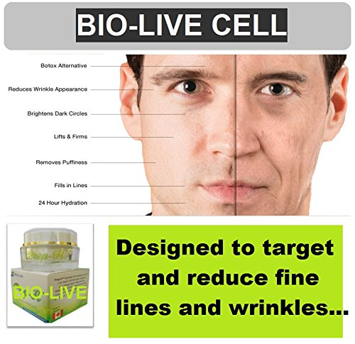 BIO-LIVE CELL Anti Aging Men's Wrinkle Cell Regeneration