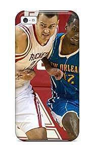 LeeJUngHyun Case Cover For Iphone 5c - Retailer Packaging Houston Rockets Basketball Nba (53) Protective Case