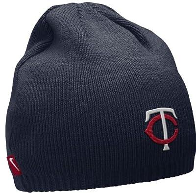 Minnesota Twins Rain Out Knit Hat By Nike()