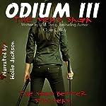Odium III: The Dead Saga | Claire C. Riley