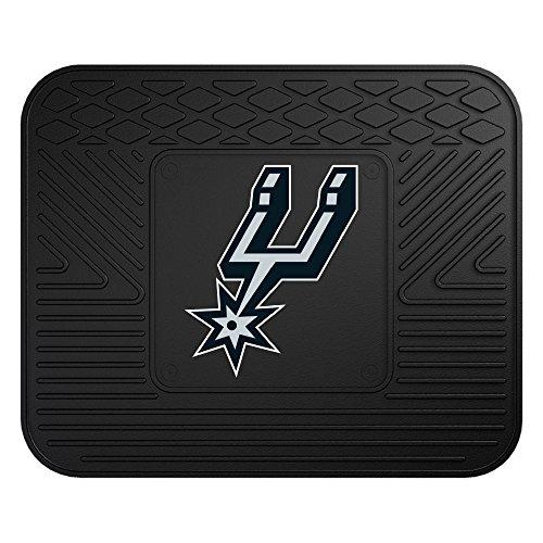 FANMATS NBA San Antonio Spurs Vinyl Utility Mat - San Antonio Spurs Rubber