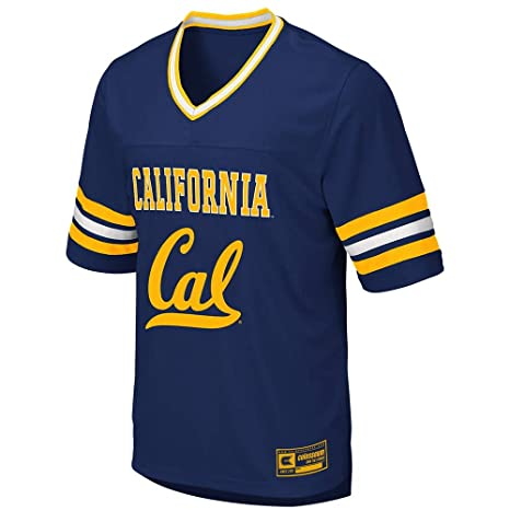 buy online 59acb f4a4f Amazon.com : Mens Cal Berkeley Golden Bears Football Jersey ...