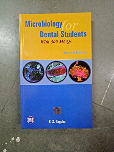 Textbook Of Microbiology For Dental Studies