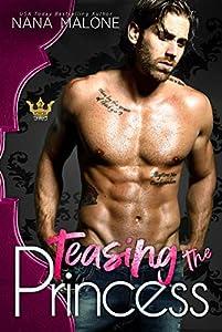 Teasing the Princess (Royals United Book 2)