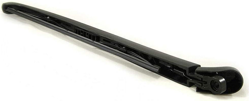 Rear Windscreen Window Windshield Wiper Arm Blade Set Black For Sportage Tuscon 2004-2010