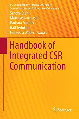Handbook of Integrated CSR Communication (CSR, Sustainability, Ethics & Governance)