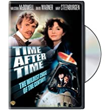 Time After Time by Warner Home Video