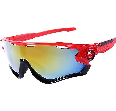 LAAT Gafas de Sol, Protección Gafas para Deportivas ...
