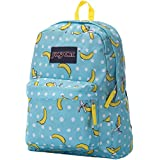 JanSport Unisex SuperBreak¿ Blue Topaz/Oh Bananas One Size