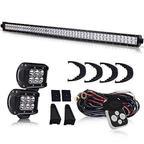 Offroad Led Light Bar, DOT 50 Inch Light Bar Driving for sale  Delivered anywhere in Canada