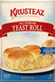 Krusteaz Professional All Purpose YEAST ROLL Mix 5lb. (2-Pack)