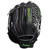 franklin sports Pro Series Fastpitch Softball guantes, Lime, 33.02cm (13'')