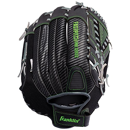 (Franklin Sports Fastpitch Pro Series Softball Gloves)
