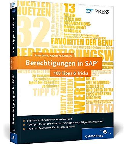 Berechtigungen in SAP - 100 Tipps & Tricks (SAP PRESS)