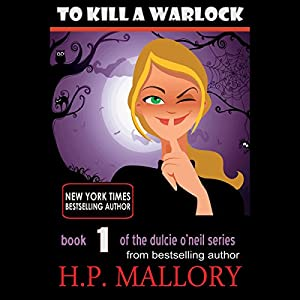 To Kill a Warlock Audiobook