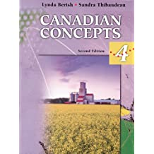 Canadian concepts 4