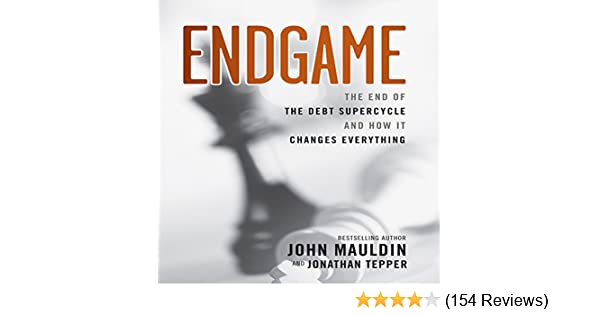 Amazon Endgame The End Of The Debt Supercycle And How It