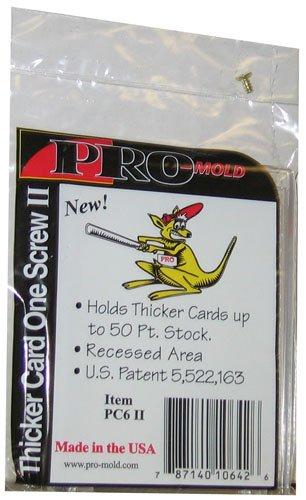 Pro Mold 1 Screw - 3