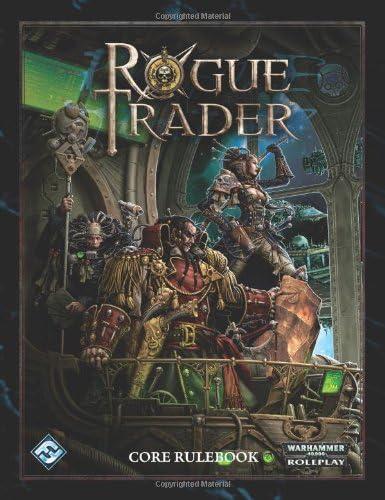 Amazon.com: Fantasy Flight Games Rogue Trader RPG: Core ...