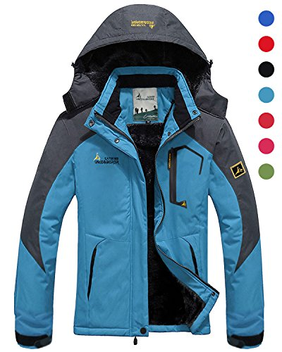 Ladies Womens Ski Jacket - 4