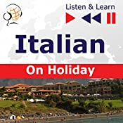 Italian - On Holiday : In vacanza (Listen & Learn) | Dorota Guzik