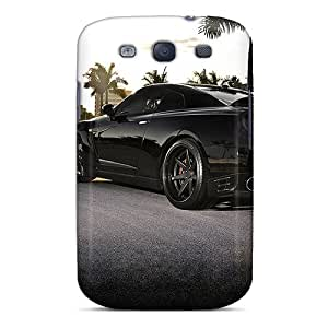 Rugged Skin Case Cover For Galaxy S3- Eco-friendly Packaging(marvelusa)