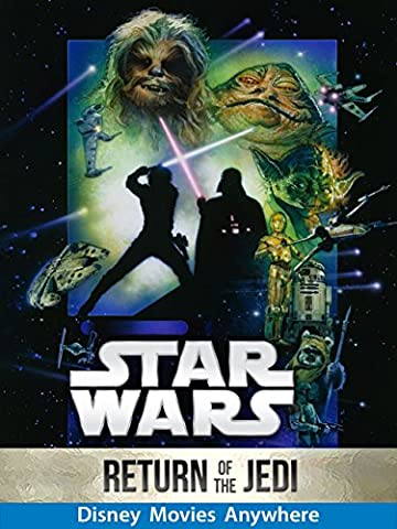 Star Wars: Return of the Jedi (Star Wars Return Of The Jedi Vhs)