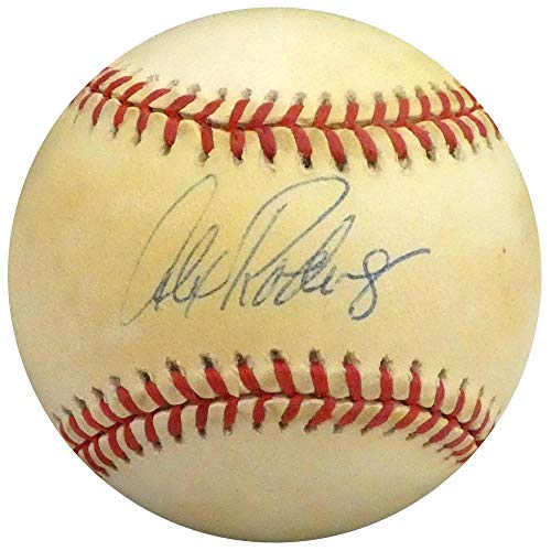 Signed Alex Rodriguez Baseball - Official AL Seattle Mariners Beckett BAS #H10180 - Beckett Authentication