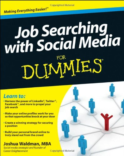 Job Searching with Social Media For Dummies PDF