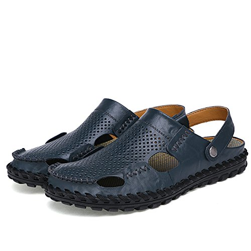 Ruiyue Beach Slippers Slippers Leather Leather Beach Leather Leather Ruiyue Beach Ruiyue Slippers Beach Ruiyue vXqwdq