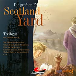 Treibgut - Die größten Fälle von Scotland Yard