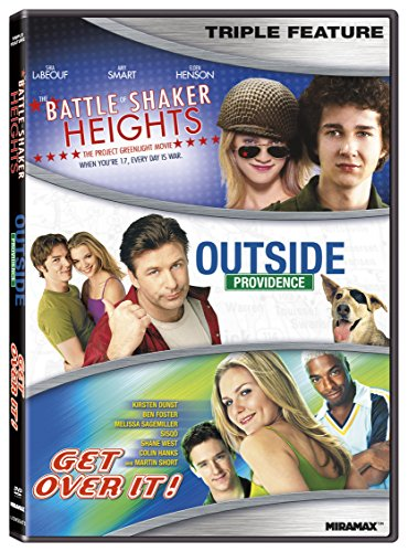 Battle of Shaker Heights/ Outside Providence/ Get Over It - Triple Feature - Providence Stores