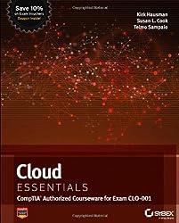 Cloud Essentials: (CompTIA Authorized Courseware for Exam CLO-001)