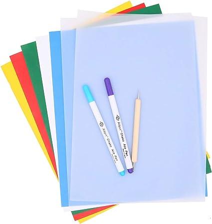 DMC Blue Water Soluble Transfer Pen