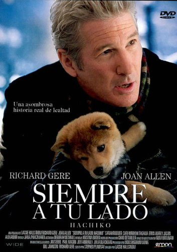 Siempre A Tu Lado (Hachiko) (Import Movie) (European Format – Zone 2) (2010) Davenia Mcfadden; Joan Allen;