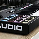 M-Audio Code 49 Black | 49-Key USB MIDI Keyboard