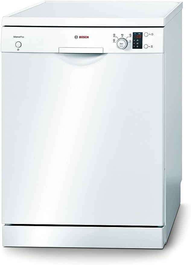 Bosch SMS50E22EU - Lavavajillas Sms50E22Eu Con Media Carga: Amazon ...