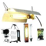 Hydrofarm XT2KIT 1000 Watt Hydroponic Indoor Grow Light Kit