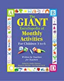 Encyclopedia of Monthly Activities for Children 3 to 6, , 0876590121