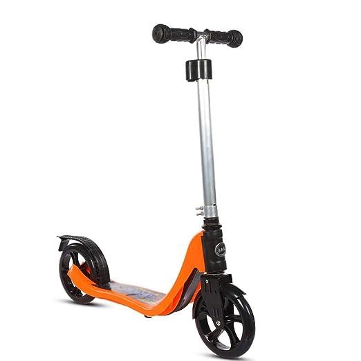 H-titabanche Scooter de Acrobacias Patinete Plegable for ...