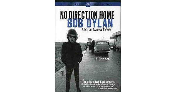 Amazon Com Bob Dylan No Direction Home Bob Dylan Martin Scorsese Cine Y Tv