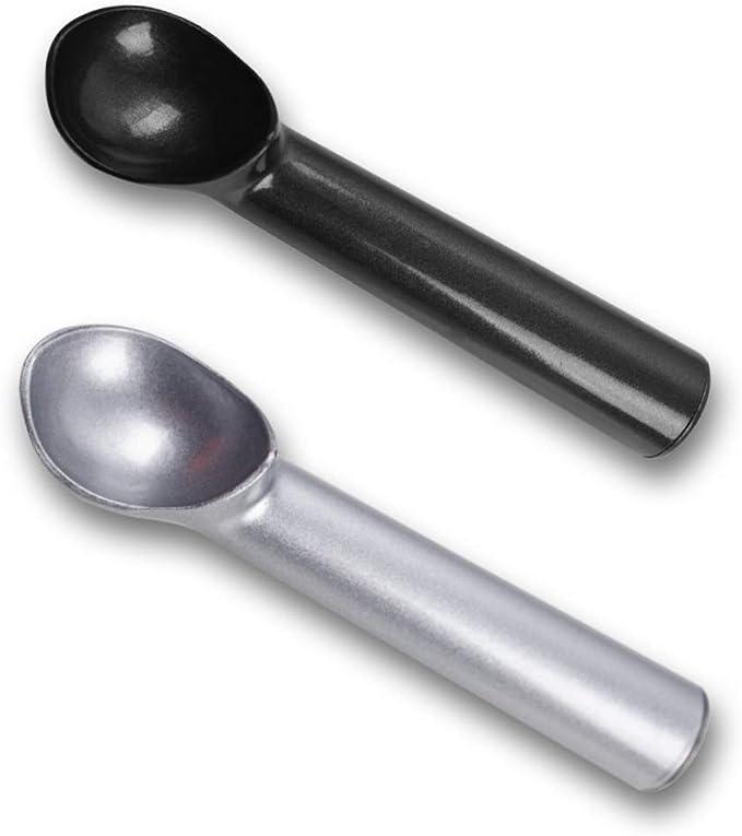 Measures 7 inches//18cm Nonstick Anti-Freeze Ice Cream Scoop